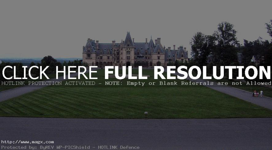 biltmore3 Biltmore Mansion Largest Private Home in the United States