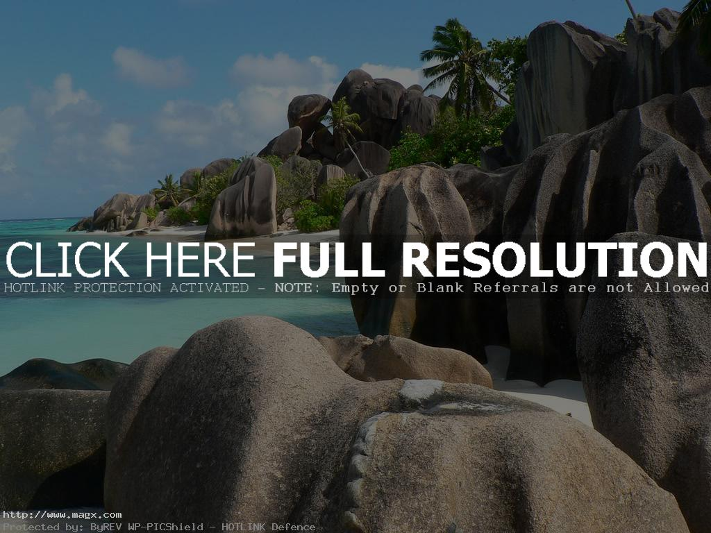 dream beach seychelles3 Exotic Dream Beach At Seychelles
