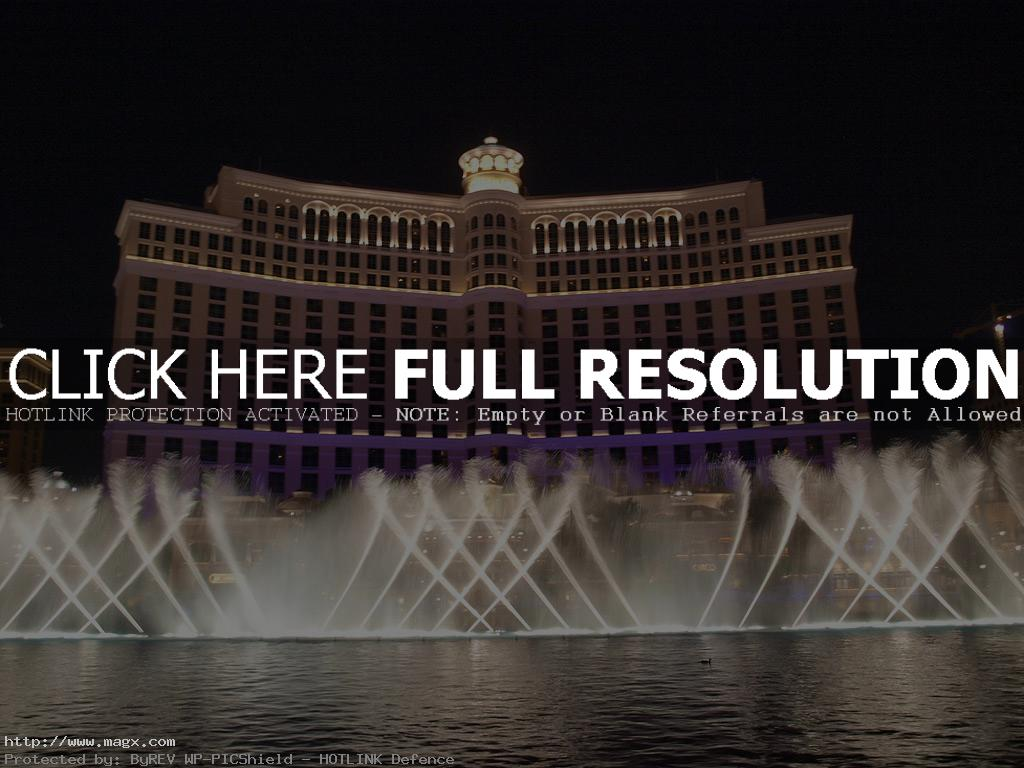 bellagio fountains2 Incredible Fountains at Bellagio Las Vegas