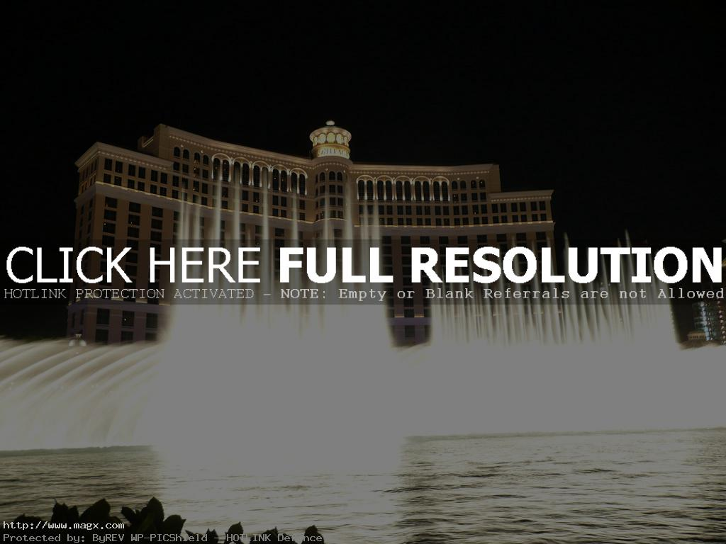 bellagio fountains4 Incredible Fountains at Bellagio Las Vegas