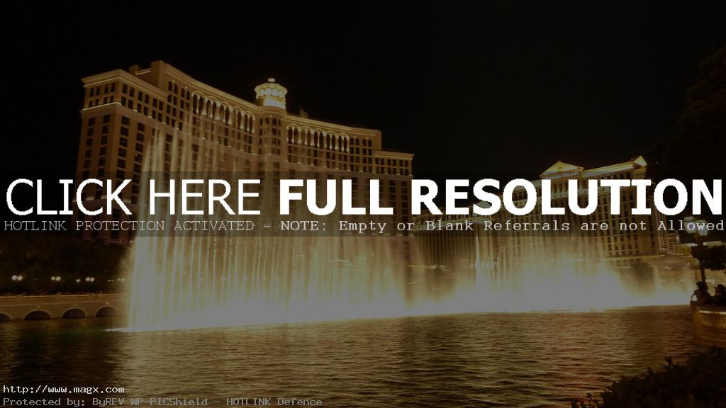bellagio fountains9 Incredible Fountains at Bellagio Las Vegas