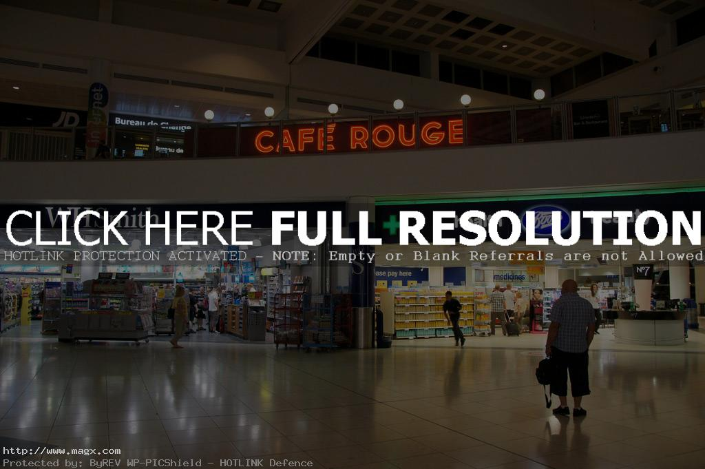 gatwick airport4 London Gatwick Airport Facts