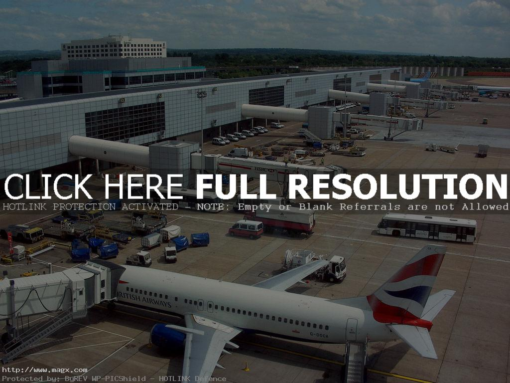 gatwick airport9 London Gatwick Airport Facts
