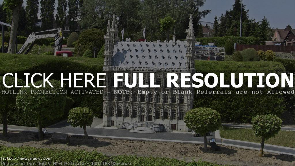 mini europe3 Mini Europe Park   Place to visit in Brussels