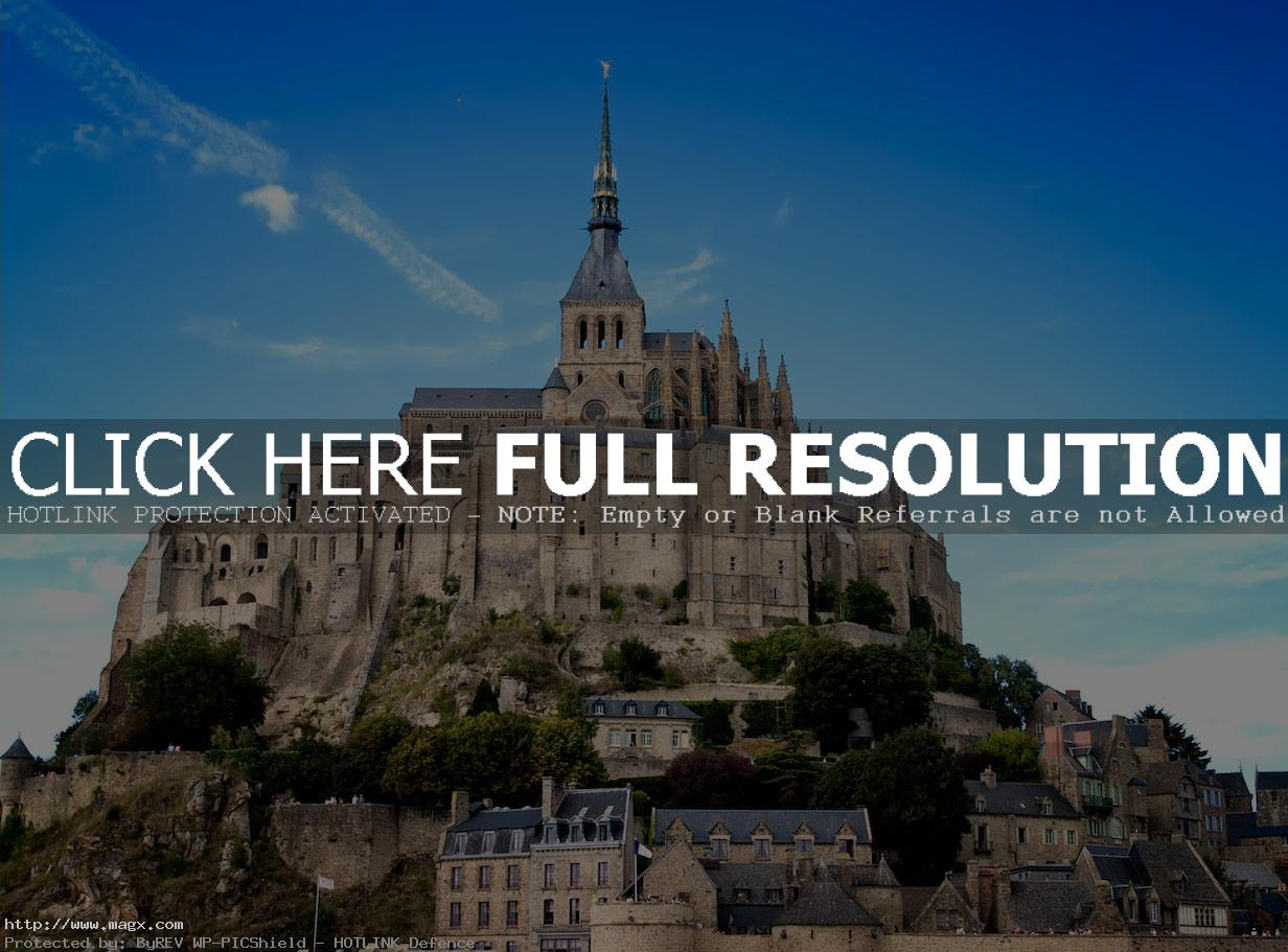 mont saint michel Mont Saint Michel   Third Most Visited Attraction in France