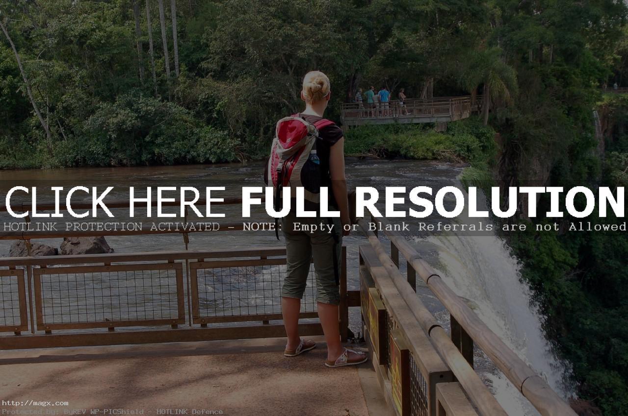 iguassu falls9 The Most Beautiful Waterfalls of The World   Iguazu Falls, Argentina