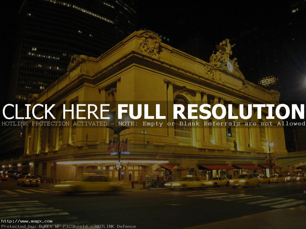 new york grand central terminal1 NYC Attraction   Grand Central Terminal