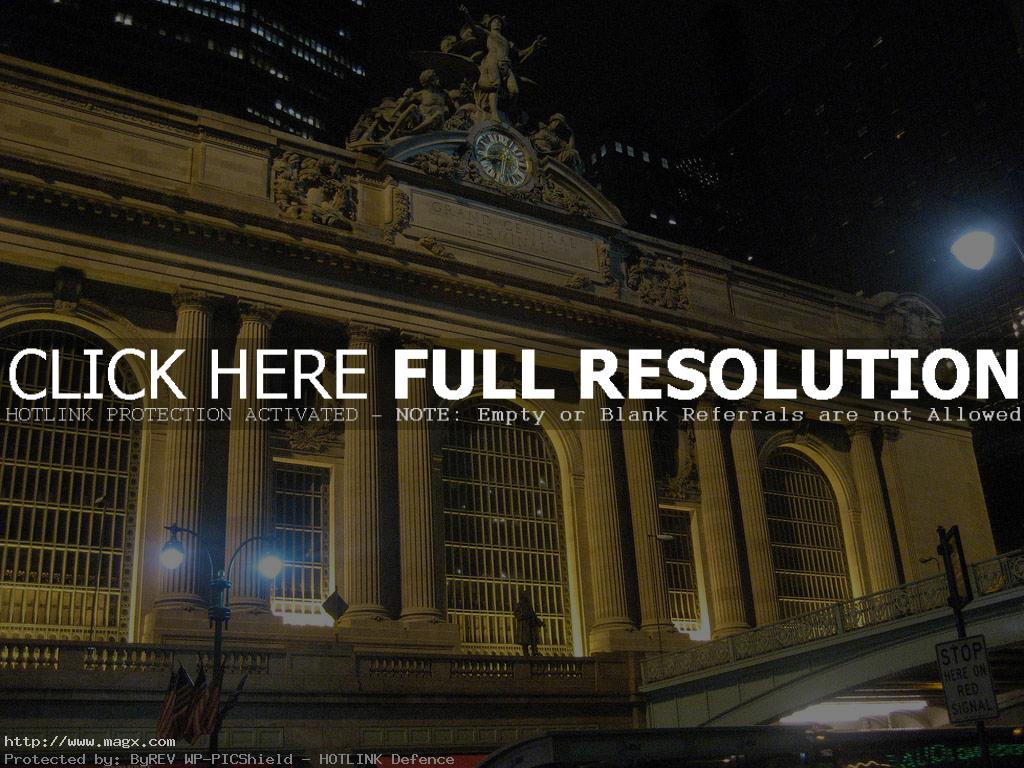 new york grand central terminal2 NYC Attraction   Grand Central Terminal