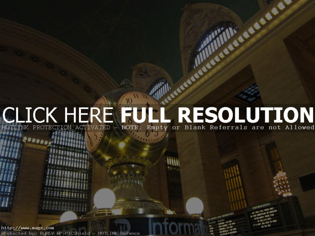 new york grand central terminal7 NYC Attraction   Grand Central Terminal