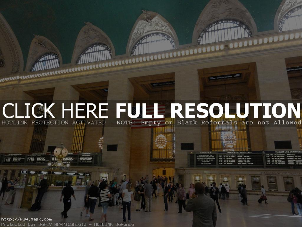 new york grand central terminal9 NYC Attraction   Grand Central Terminal