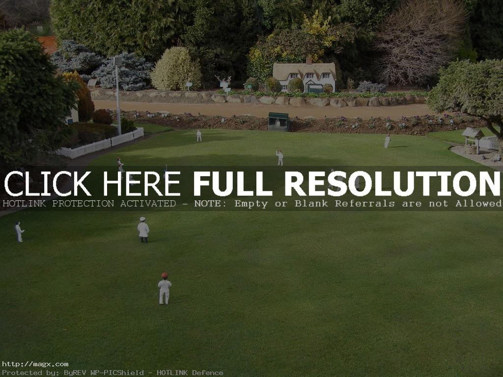 cockington green22 Park of Miniatures   Cockington Green Gardens