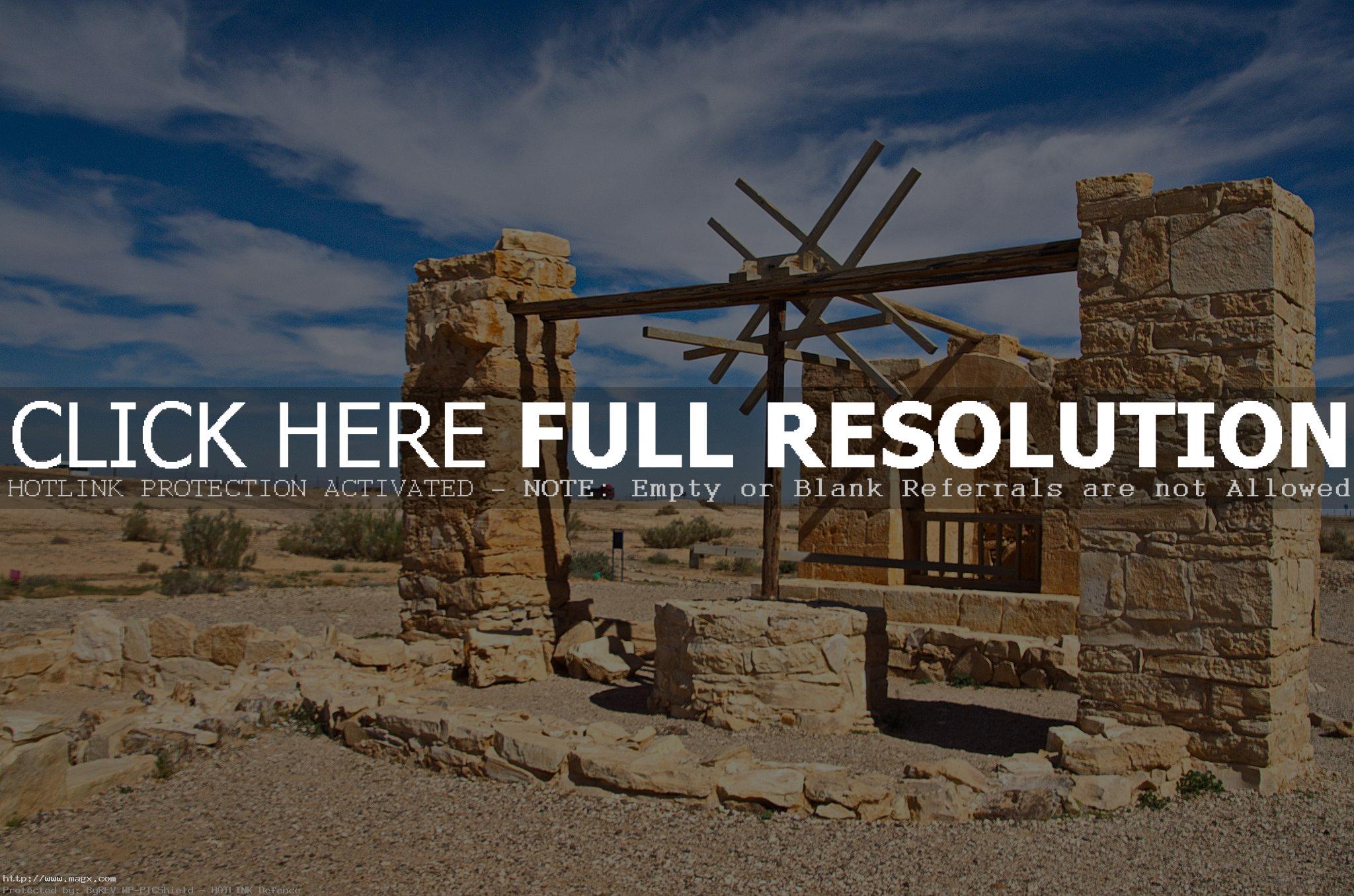 quseir amra3 Quseir Amra Desert Castle in Jordan