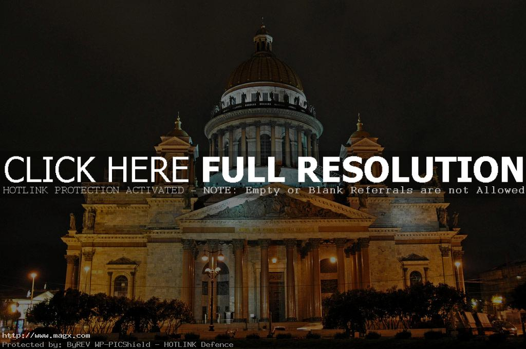saint isaac cathedral St. Isaac Cathedral   The Most Impressive Construction of 19th Century in St. Petersburg, Russia