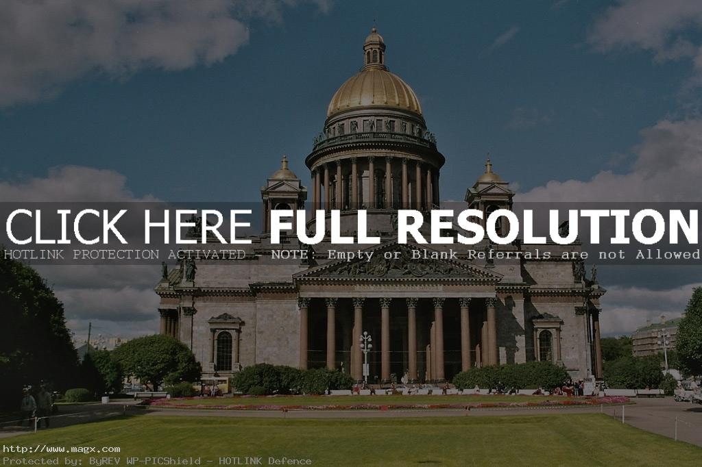saint isaac cathedral1 St. Isaac Cathedral   The Most Impressive Construction of 19th Century in St. Petersburg, Russia