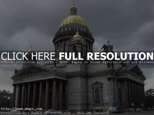 saint isaac cathedral2 St. Isaac Cathedral   The Most Impressive Construction of 19th Century in St. Petersburg, Russia