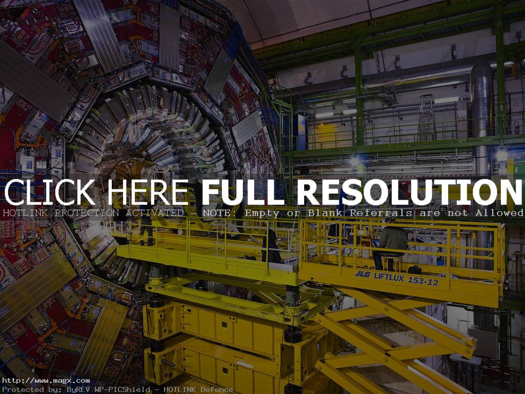 large hadron collider4 Discovery at the Large Hadron Collider