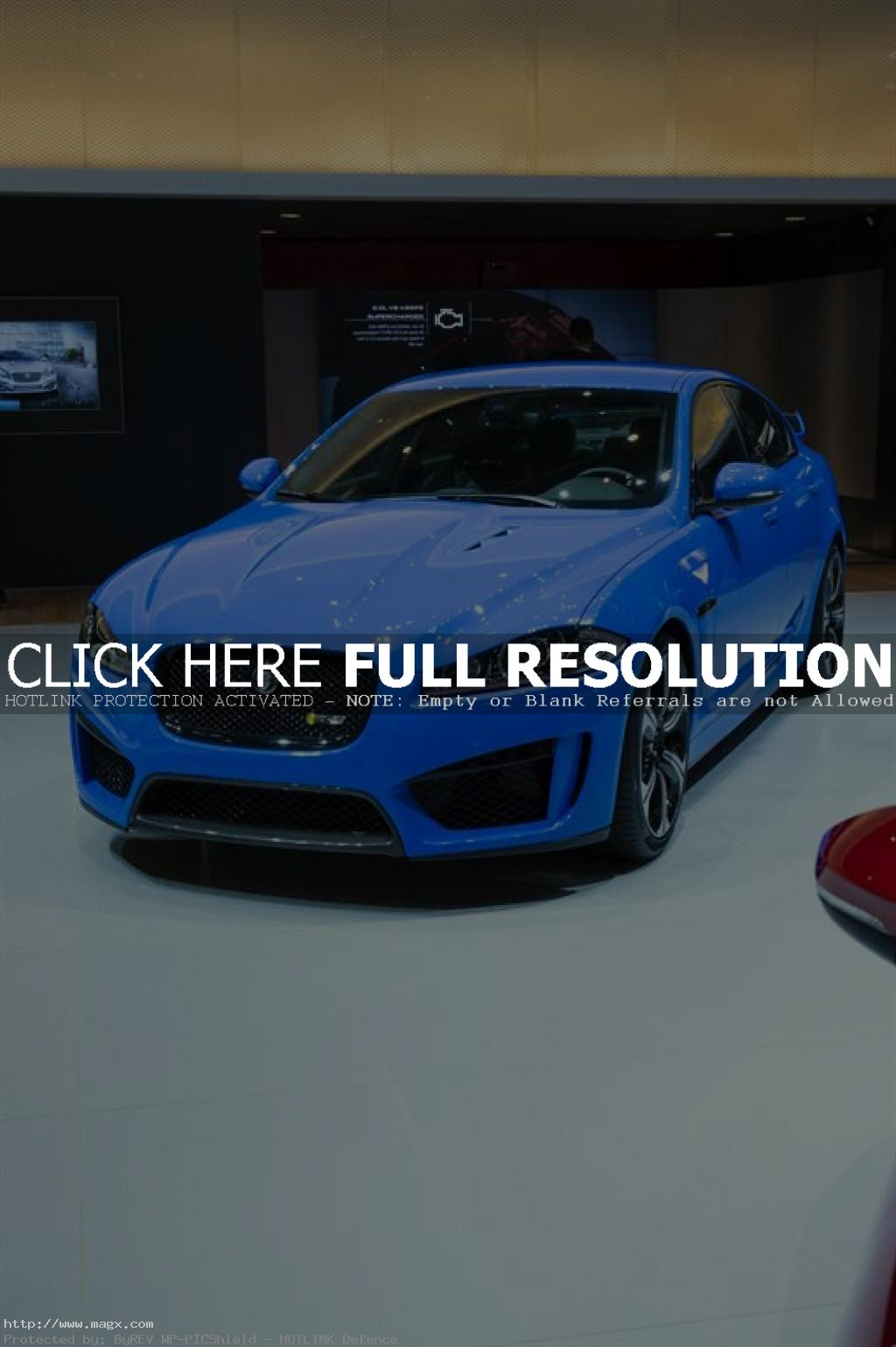 geneva motor show11 Jaguar at the 83rd International Geneva Motorshow