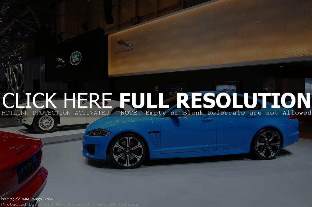 geneva motor show5 Jaguar at the 83rd International Geneva Motorshow