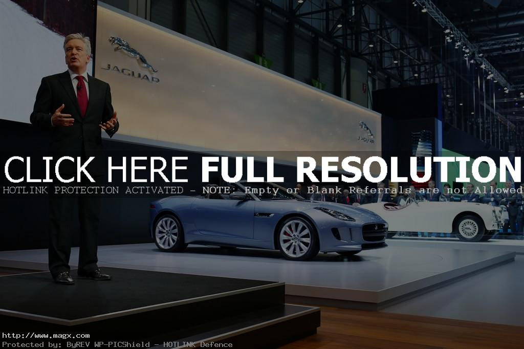 geneva motor show7 Jaguar at the 83rd International Geneva Motorshow
