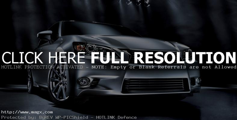 lexus gs A Powerful and Breathtaking Lexus GS 2013