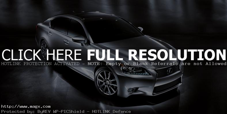 lexus gs4 A Powerful and Breathtaking Lexus GS 2013