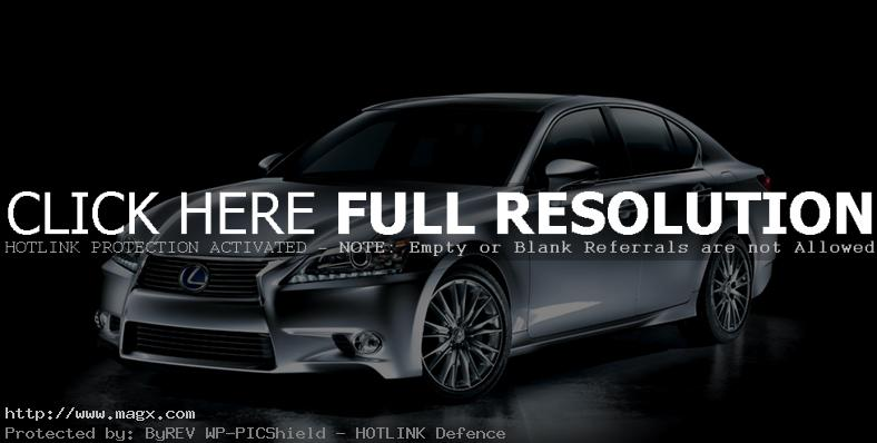 lexus gs5 A Powerful and Breathtaking Lexus GS 2013
