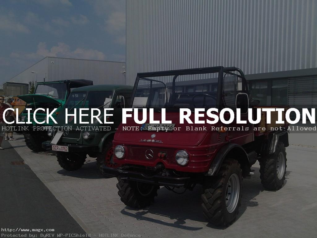 unimog Unimog   Legendary Vehicle