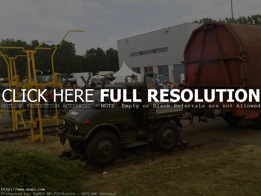 unimog11 Unimog   Legendary Vehicle