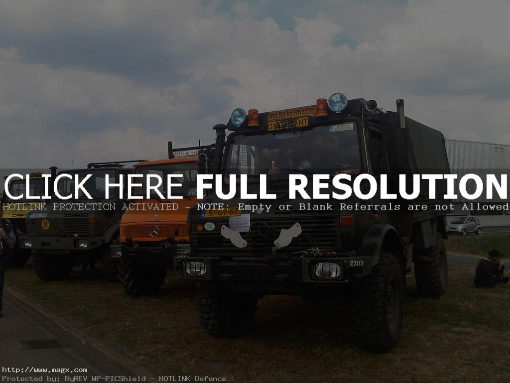 unimog7 Unimog   Legendary Vehicle