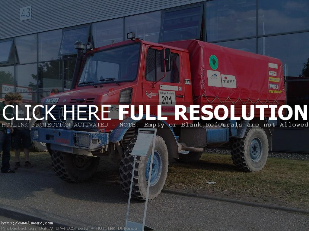 unimog8 Unimog   Legendary Vehicle
