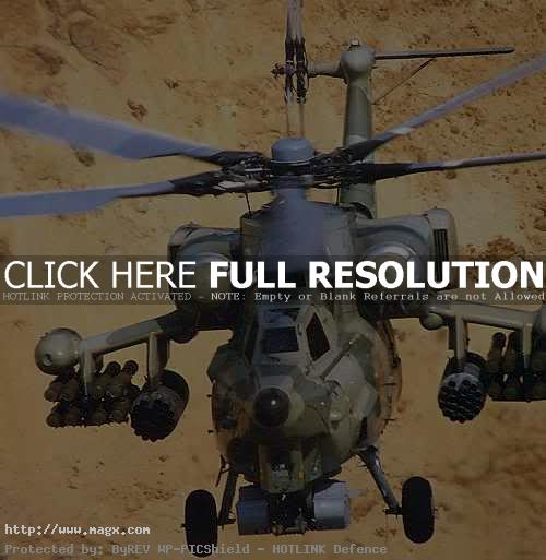 attack helicopter11 USA vs Russia   Attack Helicopters