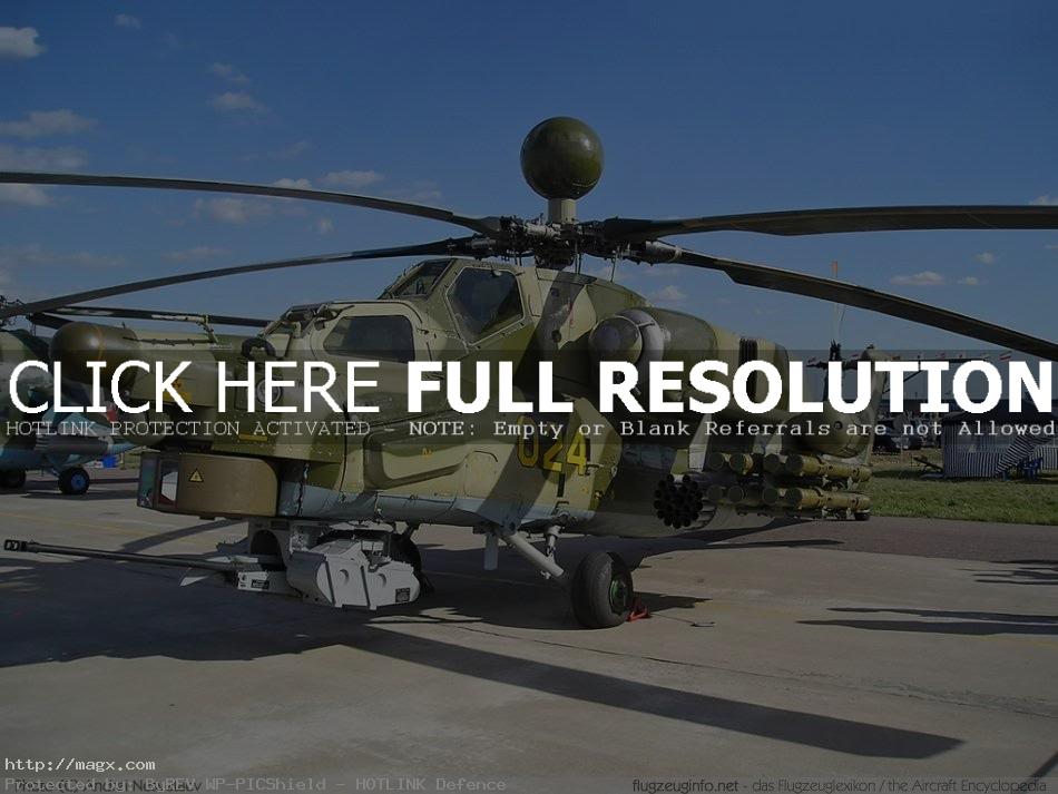 attack helicopter12 USA vs Russia   Attack Helicopters