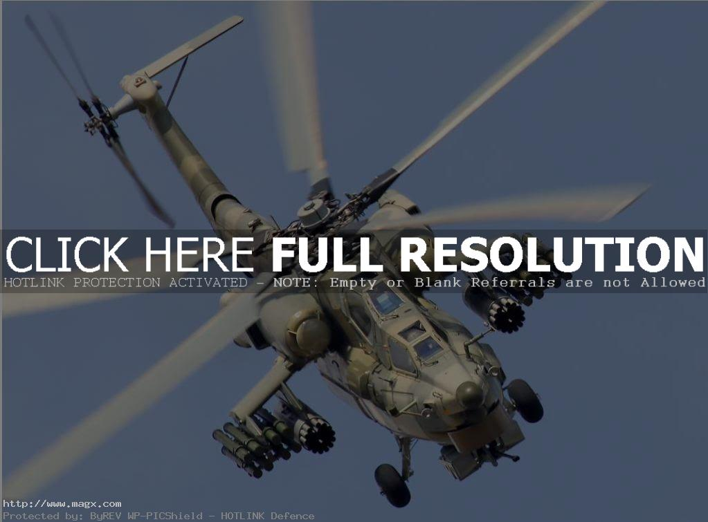 attack helicopter13 USA vs Russia   Attack Helicopters