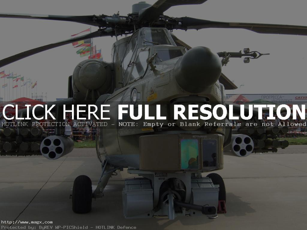 attack helicopter14 USA vs Russia   Attack Helicopters