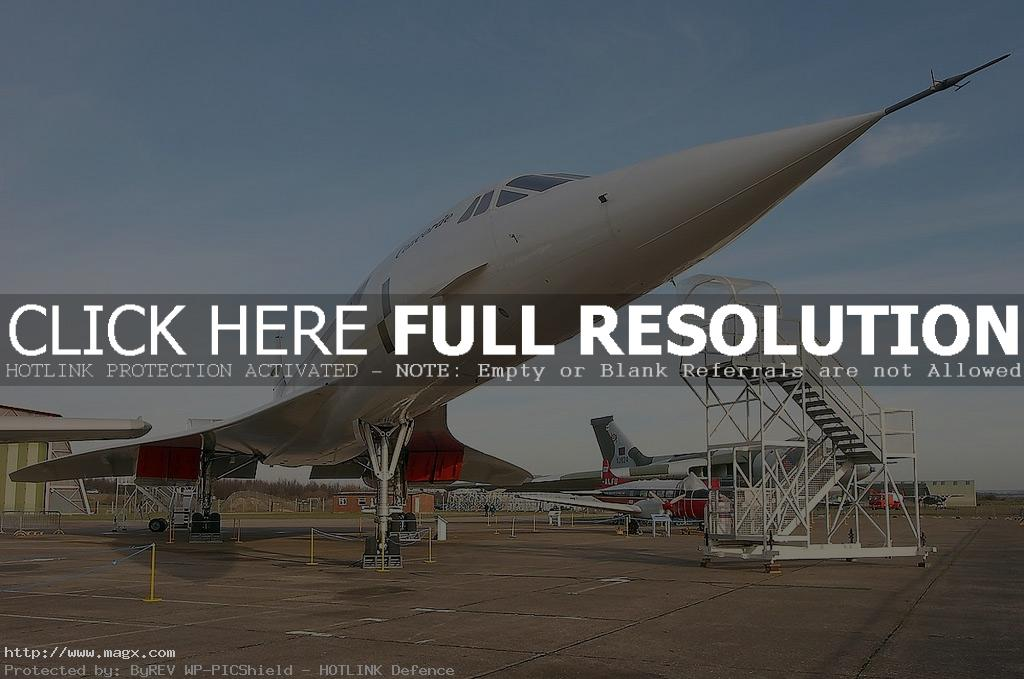 concorde jet3 Why Was Concorde Supersonic Jet Retired?