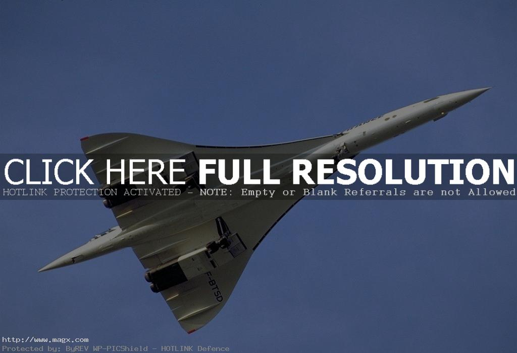 concorde jet8 Why Was Concorde Supersonic Jet Retired?