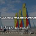 Having Fun with Catamarans