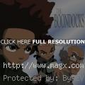 The Boondocks American Animated ...