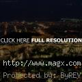 The Greek Acropolis at Night