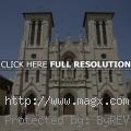 San Fernando Cathedral in San An...
