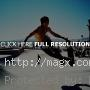 Famous Venice Beach Skate Park in Los Angeles