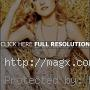 Julia Stiles Laying in Hay