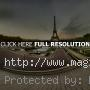 Briliant Set of Eiffel Tower FishEye Photography