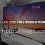 Worlds Largest 3D Ultra Definition HDTV and Smart TV by LG at CES 2012