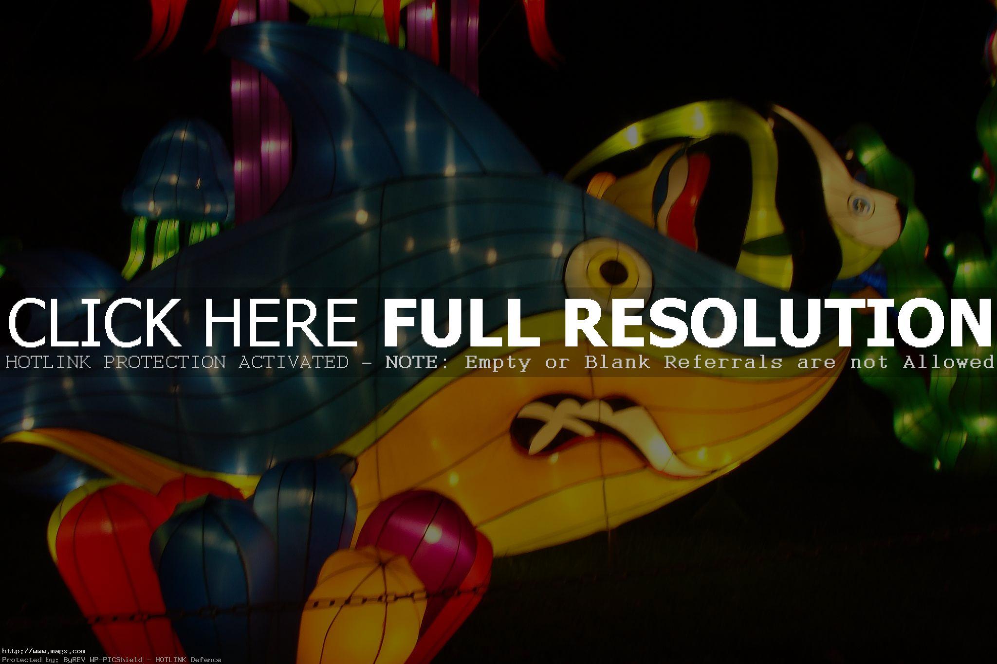 chinese lantern festival10 Chinese Lantern Festival 2016 in Spokane, Washington