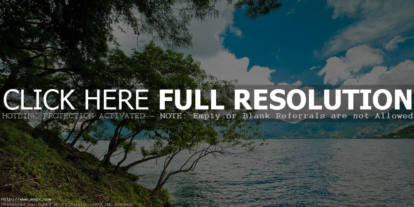 lake atitlan8 Volcanic Lake Atitlan in  Guatemala