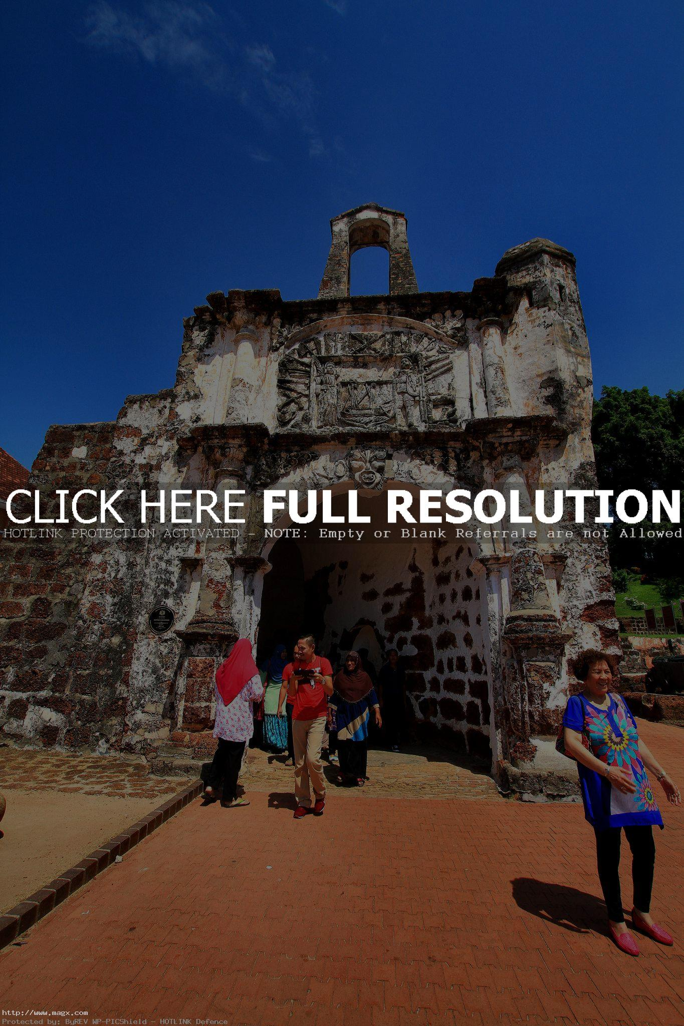 melaka12 Historic City of Melaka in Malaysia